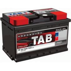Автомобильный аккумулятор Tab Magic 78