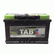 Автомобильный аккумулятор Tab ECODRY Stop&Go AGM 80