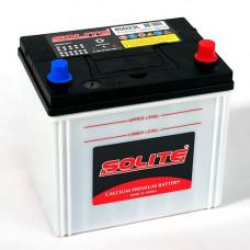 Аккумулятор SOLITE CMF 70 Ah для азиатских авто с нижним креплением