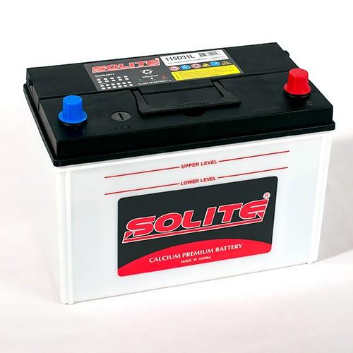 Аккумулятор SOLITE CMF 95 Ah для азиатских авто