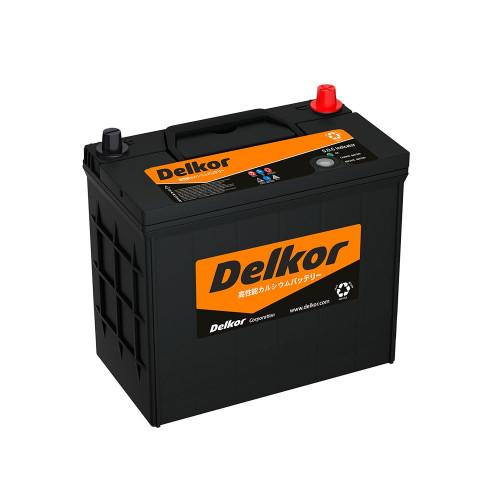 Автомобильный аккумулятор DELKOR (JP) 70B24L (55)
