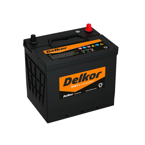 Автомобильный аккумулятор DELKOR (D23) 70 Ач