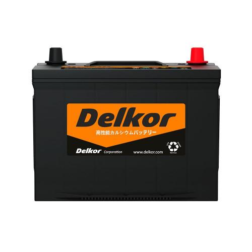 Автомобильный аккумулятор DELKOR (JP) 90D26L (80)