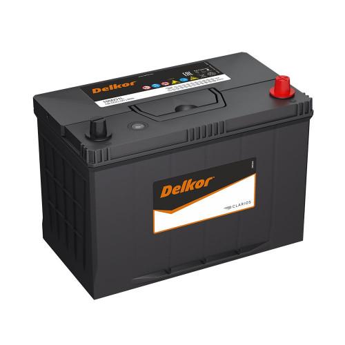 Автомобильный аккумулятор DELKOR 105D31L (90) обр