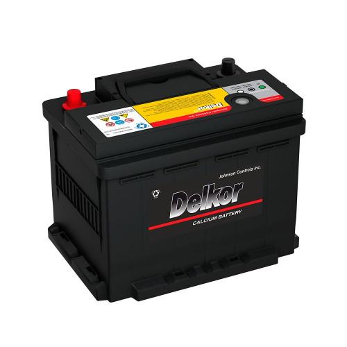 Автомобильный аккумулятор DELKOR Euro 65.0 L2 (56513)