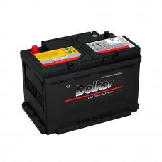 Автомобильный аккумулятор DELKOR Euro 80.0 L3 (58014)