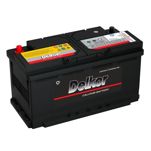 Автомобильный аккумулятор DELKOR Euro 100.0 L5 (60044)