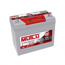 Аккумулятор автомобильный MUTLU (B24) 55 Ач