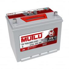 Автомобильный аккумулятор MUTLU (D26) 75 Ач