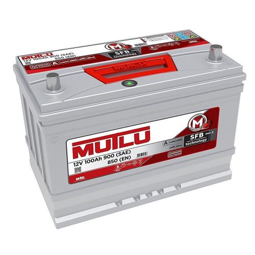 Автомобильный аккумулятор MUTLU (D31) 100 Ач
