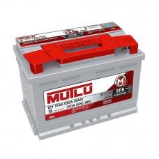Автомобильный аккумулятор MUTLU (LB3) 78 Ач
