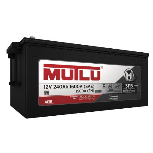Аккумулятор автомобильный MUTLU (C) 240 Ач