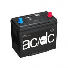 Аккумулятор автомобильный AC/DC (B24) 50 Ач