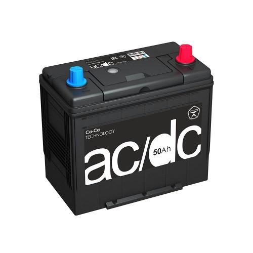 Автомобильный аккумулятор AC/DC 65B24L 50 Ач