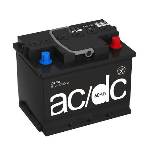 Аккумулятор автомобильный AC/DC (L2) 60 Ач