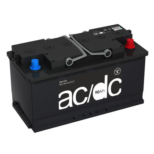 Автомобильный аккумулятор AC/DC (L5) 90 Ач