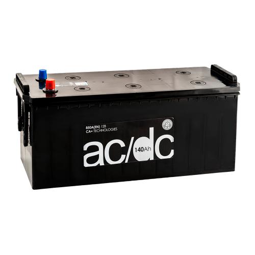 Автомобильный аккумулятор AC/DC (A) 140 Ач