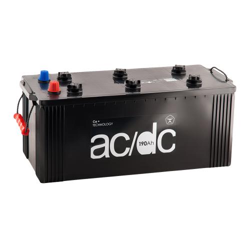 Автомобильный аккумулятор AC/DC (B) 190 Ач