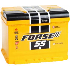 Автомобильный аккумулятор FORSE 55