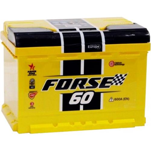 Автомобильный аккумулятор FORSE 60