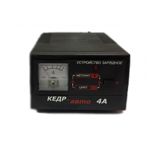 Зарядное устройство Кедр-авто 4А