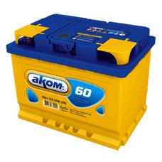 Аккумулятор АКОМ 6СТ-60