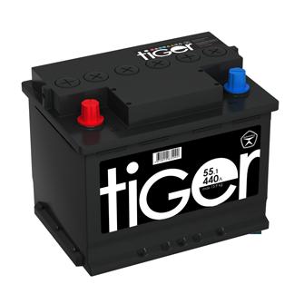 Аккумулятор TIGER 55 Ач